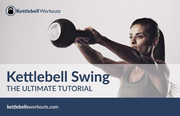 Discover how to perform the perfect kettlebell swing plus all the common mistakes, 7 swing variations, correct weight to use and workouts.