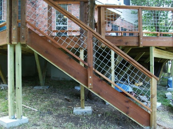 Wire Deck Panels Bing Images Deck Railings Wire Deck