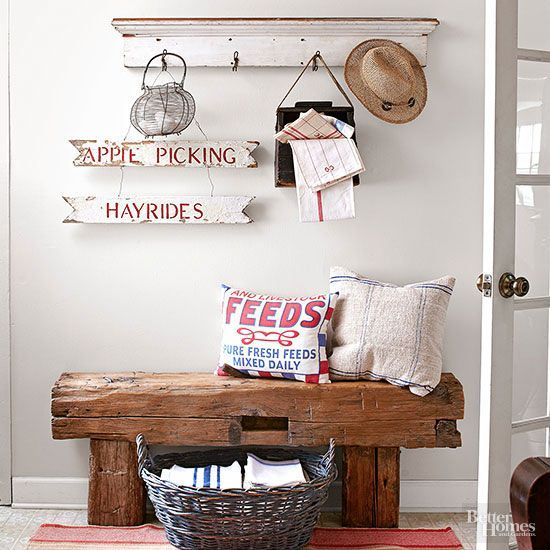 141 best images about decorate > mudroom/entry on pinterest ...