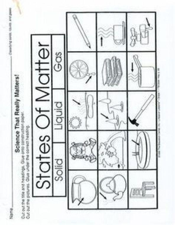 Page 1 States Of Matter Worksheet Make A 3 Part Foldable Solid Liquid Gas Pdf Matter Matte States Of Matter Worksheet Matter Worksheets States Of Matter