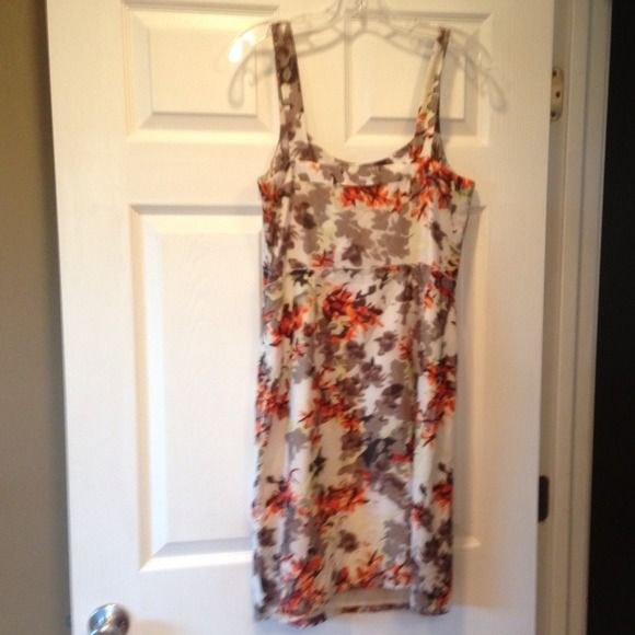 Banana Republic sundress like new! Pristine condition worn once! Banana Republic Dresses