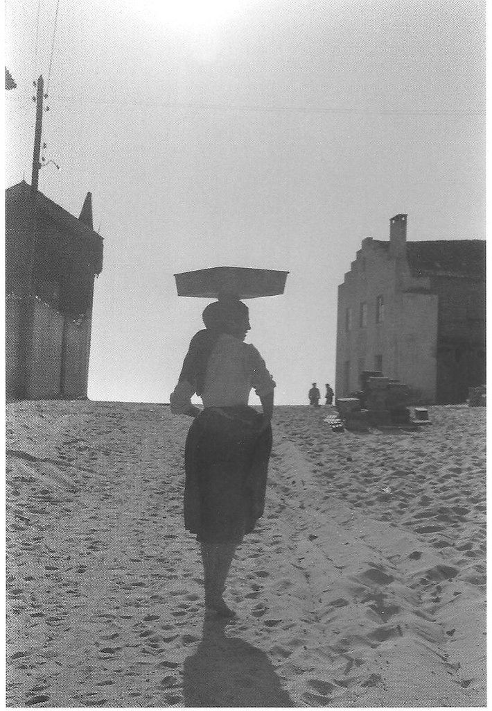Costa de Lavos, Figueira da Foz, Portugal, 1960