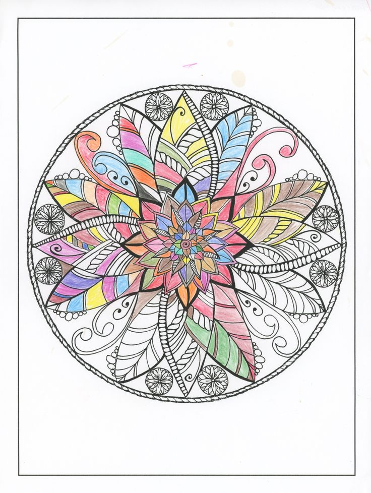 From The Soon To Be Introduced Inkspirations For Women Coloring Book