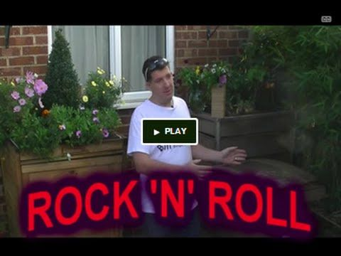 Other Bin Covers SUCK! Don't risk injury struggling w/ heavy trash & dirty discharge end ROCK N ROLL - YouTube