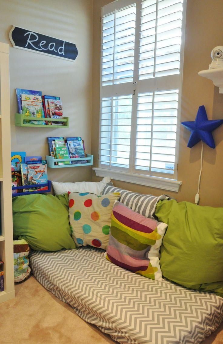 Best 25+ Toddler reading nooks ideas on Pinterest | Kid reading ...