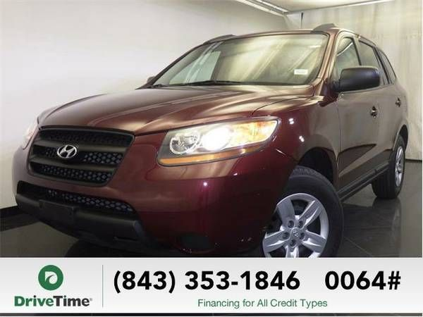 2009 Hyundai Santa Fe SUV GLS (Dont Miss! Get down payment in 2 mins!)