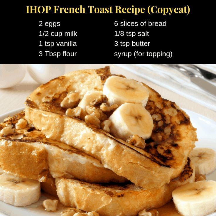 IHOP French Toast Recipe (Copycat) - Insanely Good
