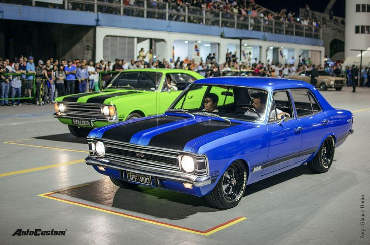 Fotos da Noite do Opala 2016 – Auto Show Collection
