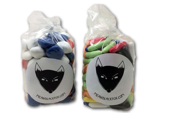 Mean Black Fox Licorice