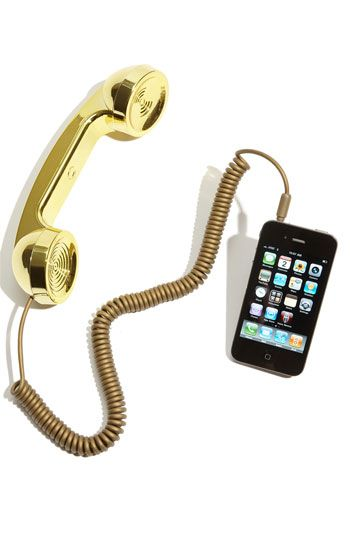 A phone handset for your iPhone or iPad! From the desk of Data Digger Don Building Your Online Business Reputation. Thank you!. More Free tips and services... visit http://http://www.datadiggerinvestagations.com/