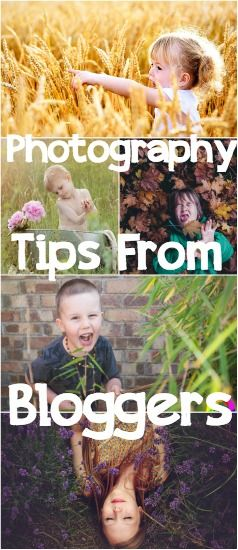 Photography Tips from Bloggers