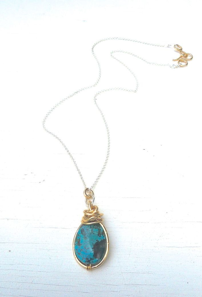 Uplifted Spirit Necklace
