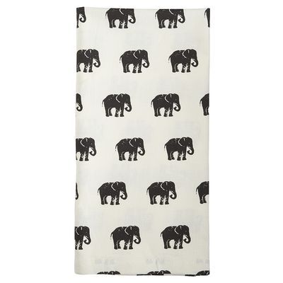 Elephant Parade Napkin @ Pier 1 Imports   Bought These For Patrick   He  Loves Them