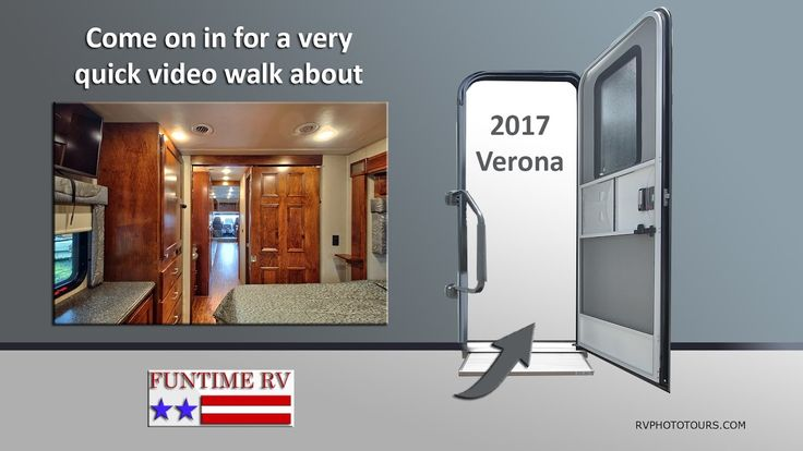 Check out our 2017 Verona Motor Home For Sale at Funtime RV, near Portla...