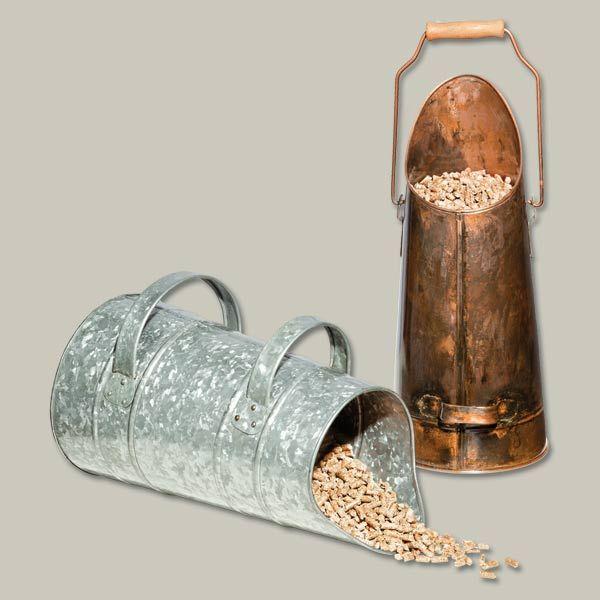 Podajniki do pelletu - w niektórych krajach nadal w użyciu :)