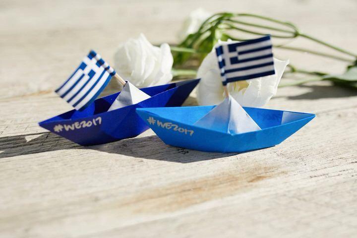 Whitney and Evan's Beautiful Beach Wedding in Greece by Sotiris Tsakanikas