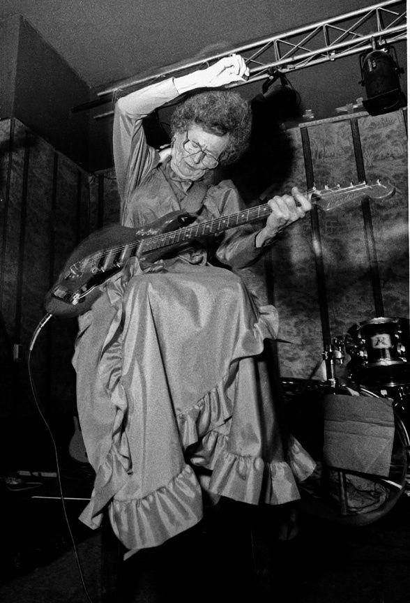 Dan Ball's Unseen, Intimate Photographs of Memphis's Music Scene