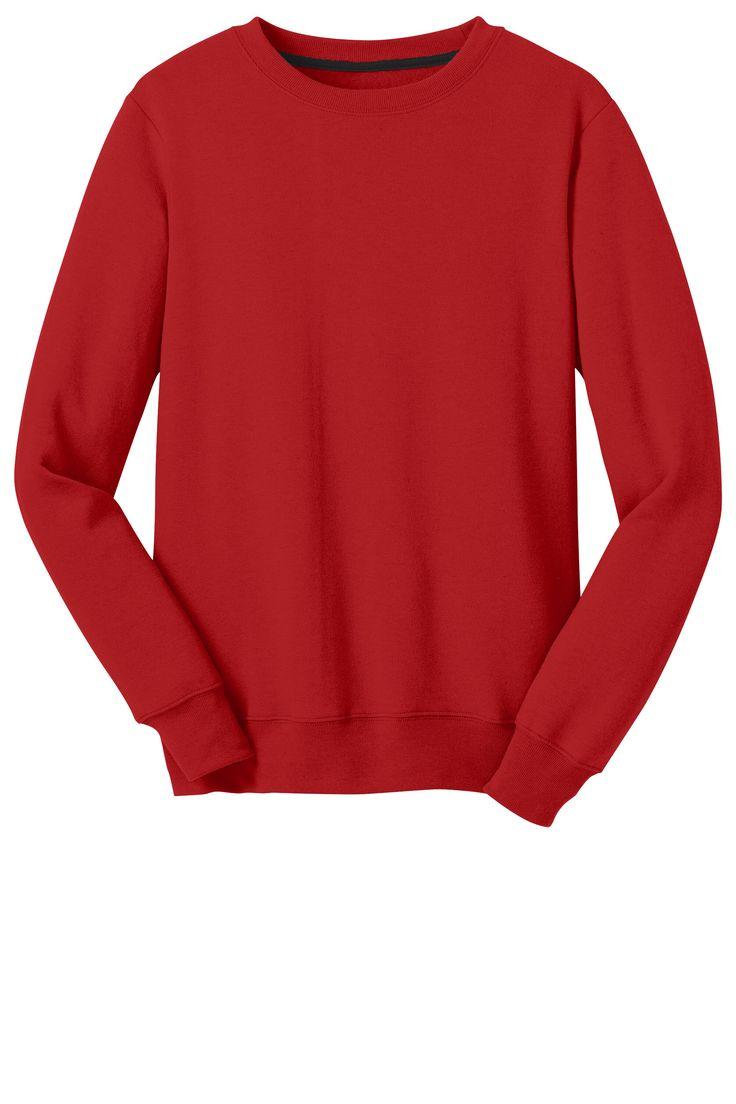 District Juniors Concert Fleece Sweatshirt DT821