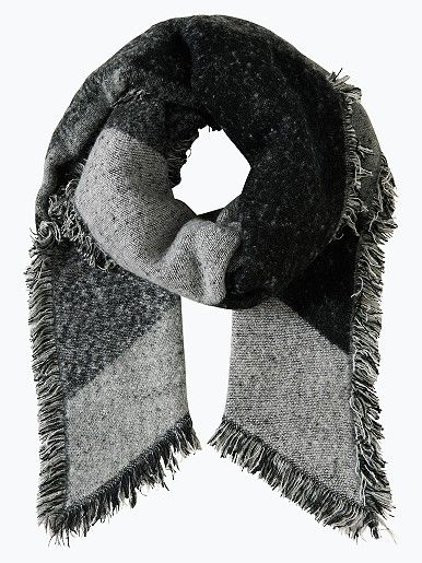 Marie Lund Damen Schal - Der raffiniert designte Schal der Marke Marie Lund  überzeugt mit seiner