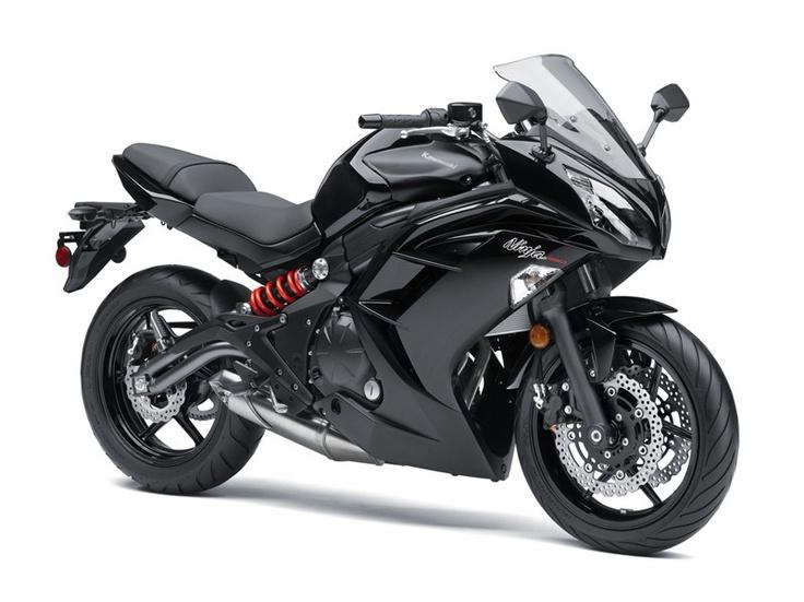 Kawasaki Ninja 650R, my sexii mans bike that I LOVE.