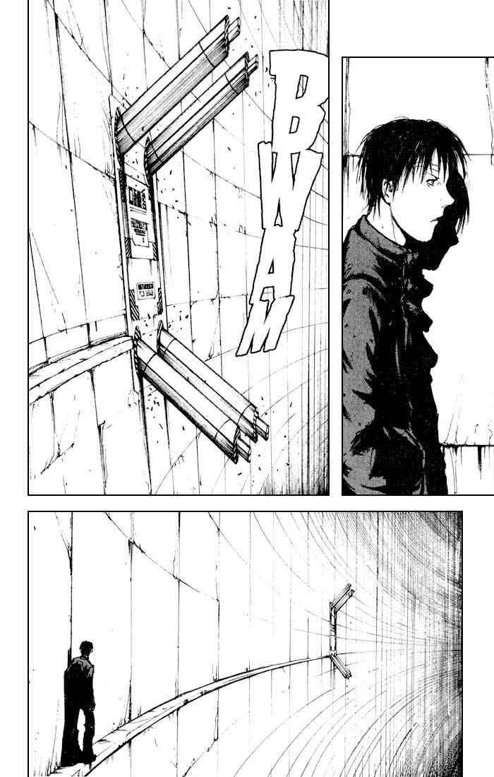 Read Manga Online Free - BLAME - Chapter 010.001 - Page 20