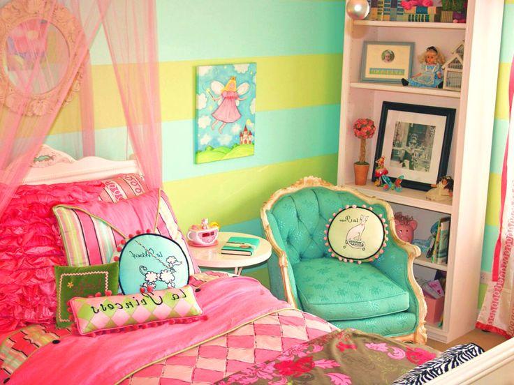 Teen Room In Blue