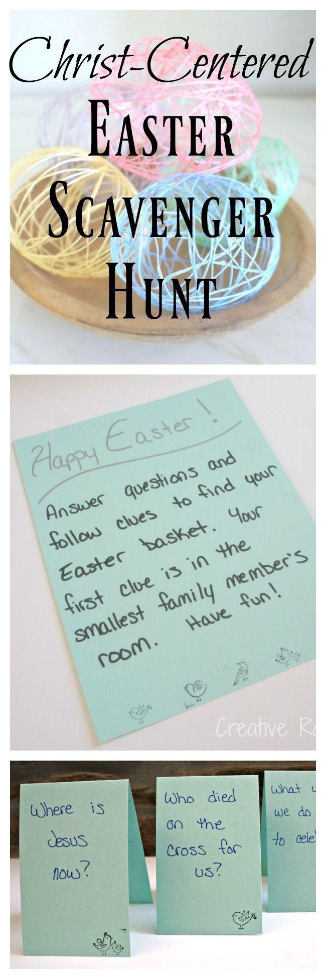 Best 25 Easter Scavenger Hunt Ideas On Pinterest