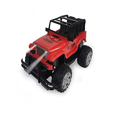 Buggy Racing 1000 1:12 Brushless Electric RC Car 30km/h 2.4G Red Ready-To-Go Remote Control Car / USB Cable / User Manual #offroad #hobbies #design #racing #drift #motors #trucks #tech #rc #rccars