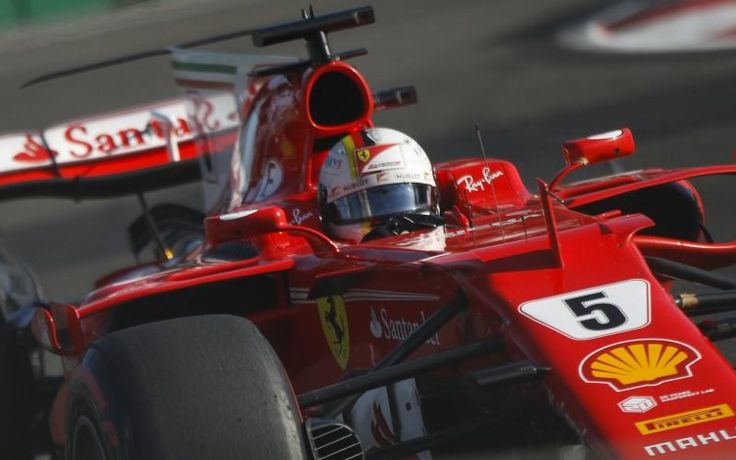 Ferrari's Formula One championship leader Sebastian Vettel risks further sanctions after the governing body re-examines his 'road rage' clash with Mercedes rival Lewis Hamilton in Sunday's Azerbaijan Grand Prix | reuters.com #F1