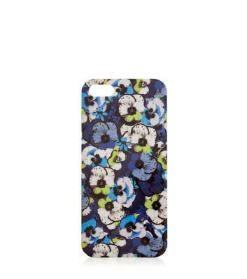 New Look Blue Floral Print iPhone 5 Case #technology #covetme