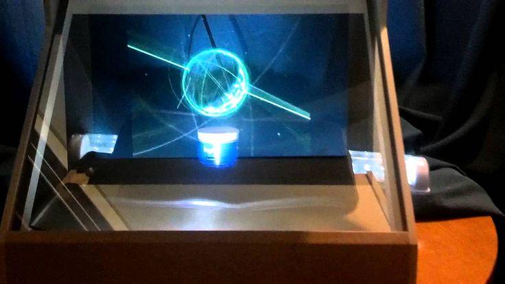 holograma casero 1 cara - Buscar con Google