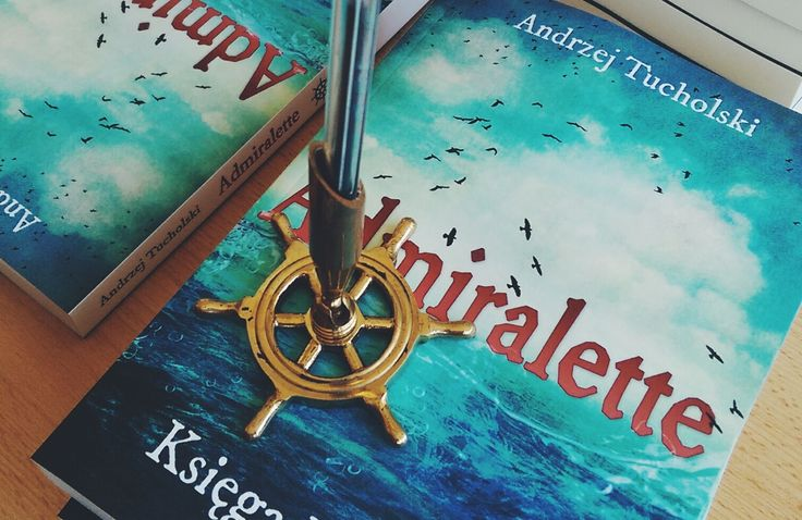 Admiralette - książka Andrzeja Tucholskiego