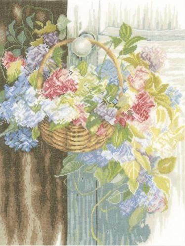 Bloemenmand van Lanarte