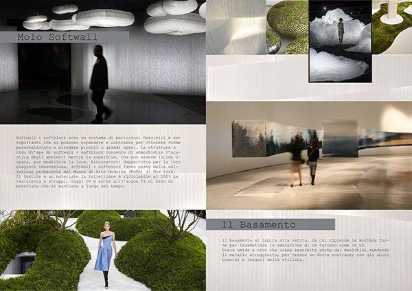 exhibition design Nikolas Gottein on Behance