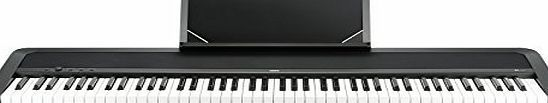 Korg  B1-BK Digital Piano - Black The new Korg B1 Digital Piano replaces the incredibly popular SP170S (Barcode EAN = 4959112141575). http://www.comparestoreprices.co.uk/december-2016-week-1-b/korg-b1-bk-digital-piano--black.asp