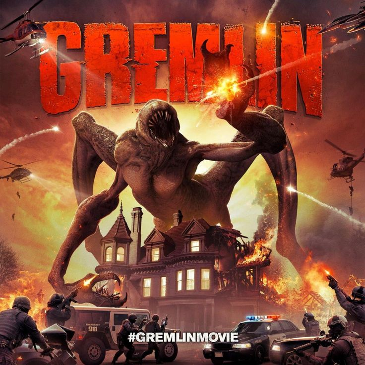 A mysterious box contains a little creature which terrorizes the boxes owners in the Made-in-Oklahoma movie, Gremlin.