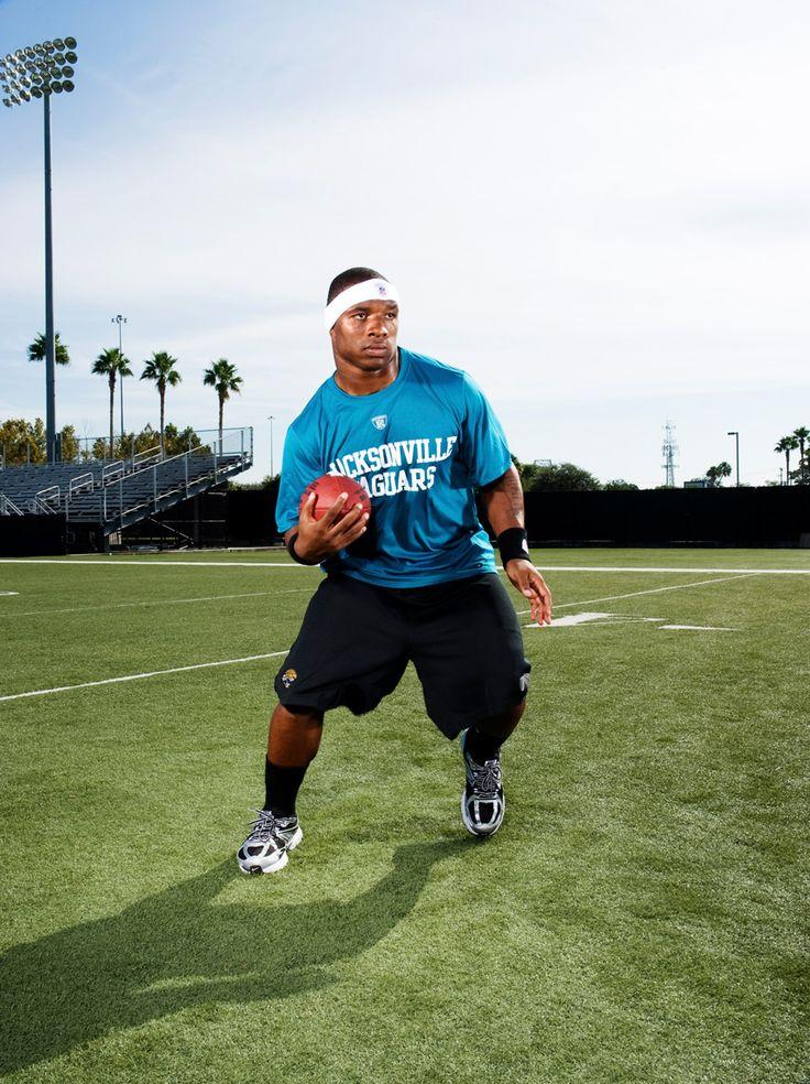Maurice Jones Drew Jacksonville Jaquars Football