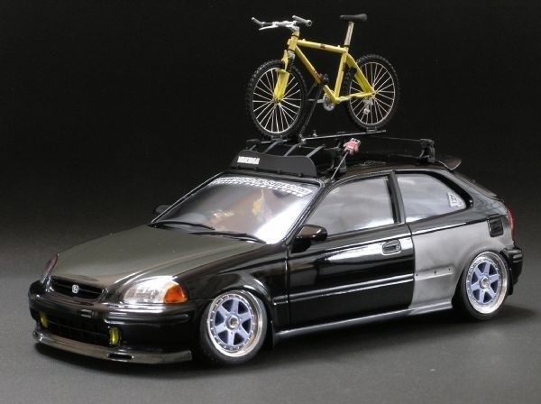 Scale Model Jdm Honda Game Pinterest Scale Models Scale And
