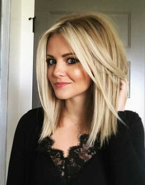 Bob Haircut 2018 Fryzury Hair Cuts Long Hair Styles Hair Lengths