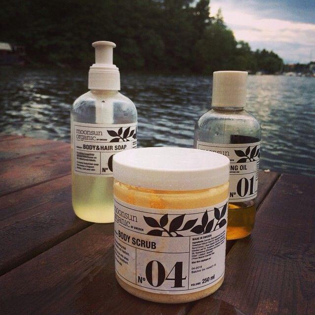 Moonsun Organic of Sweden. Holistiska adaptogena hudvårdsprodukter för kvinnor och män. Loving nature ❤️