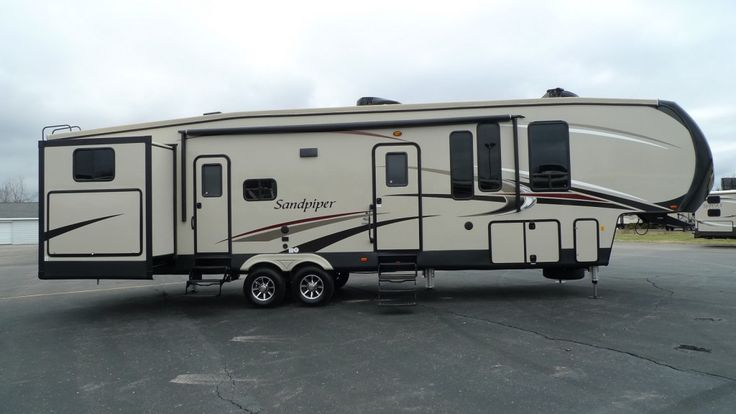 New 2017 forest river sandpiper rv 365saqb for sale - 5th wheel campers with 2 bedrooms ...
