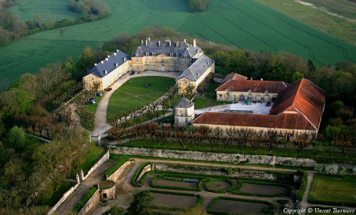 ✈️ Photo aérienne de Château de Donjeux - Haute-Marne (52)