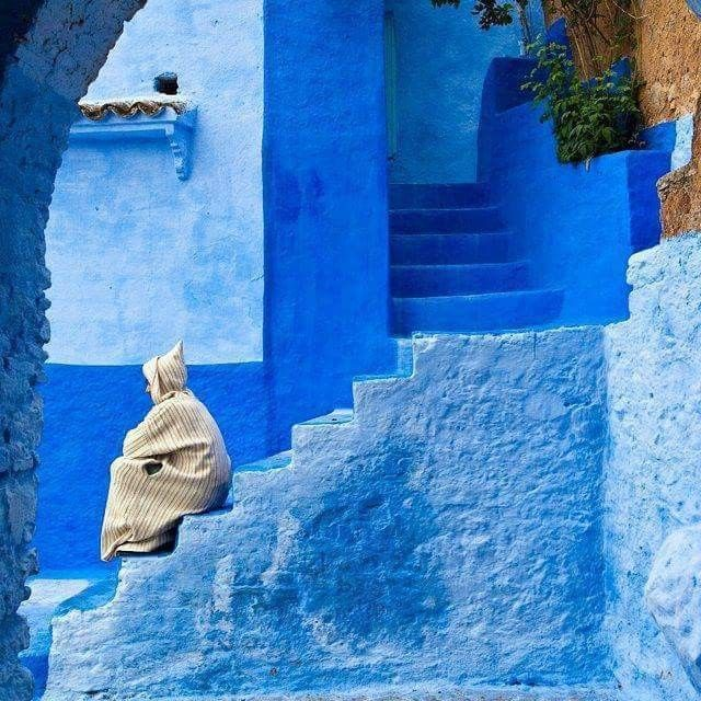 Around the World and then some Chefchaouen, Morocco