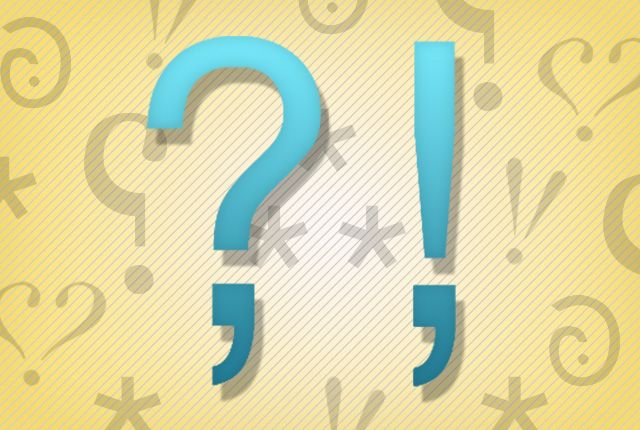 13 Little-Known Punctuation Marks We Should Be Using