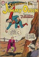 JIMMY OLSEN #6  6 VG £53
