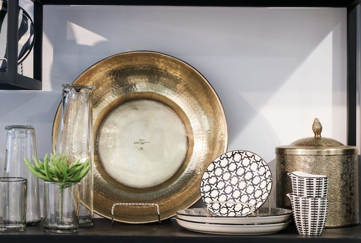 How to style a vignette (or a