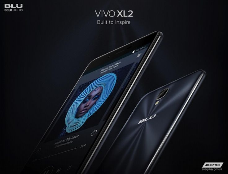vivo-1 BLU anuncia dos nuevos móviles: Studio XL 2 y Vivo XL2