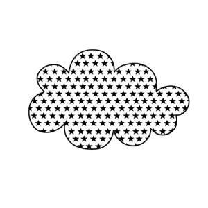idée tampon stampmaker nuage