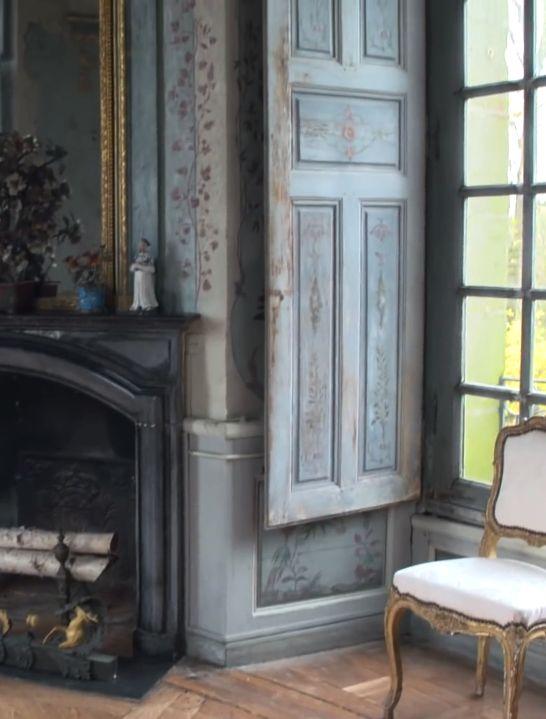 Nice Château De Haroué In Lorraine, France: Chinese Salon : Artist Jean  Pillement. The