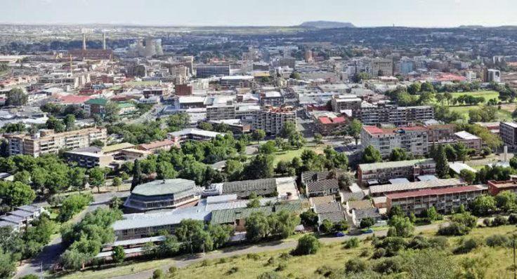 Bloemfontein 1971-1972